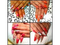 Demanding nail extensions and manicure in Kidlington