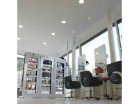 **FULL-TIME STYLIST REQUIRED FOR BUSY TOWN-CENTRE SALON**
