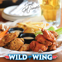 Business for Sale - Wild Wing Pub Restaurant