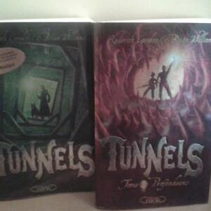 TUNNELS tomes 1 et 2