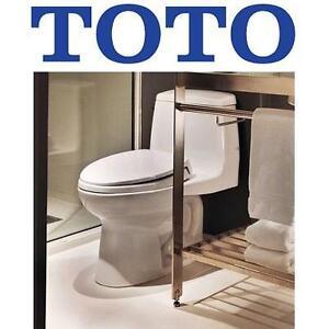 NEW* TOTO ULTRAMAX ROUND TOILET - 124391027 - 1.6 GPF