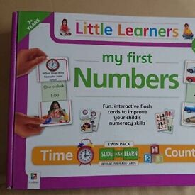 Little Learners - My First Numbers