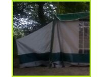 Caravan Awning Annexe Bedroom Extension REDUCED