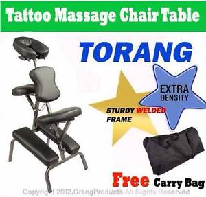 Brand New Torang PORTABLE TATTO MASSAGE CHAIR TABLE Maylands Bayswater Area Preview