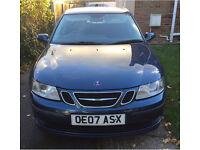 2007 Saab 9-3 Linear Sport 1.9 TID 150bhp £1,000 ono