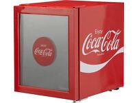 Coca Cola Mini Fridge (46 ltr) (£60 ovno)