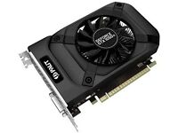 Graphics Card GeForce GTX 1050 Ti StormX 4 GB GDDR5 Graphics Card
