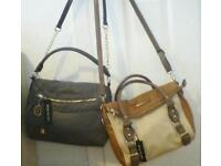 Ladys river island bags brand new unwanted gifts £15 each.