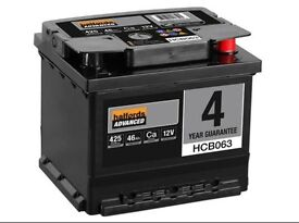 CAR BATTERY'S