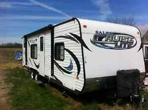 2014 Forest River Salem Cruise Lite 261BHXL model