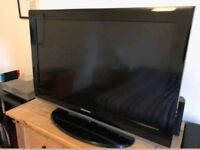 SAMSUNG 32 INCH WIDESCREEN FREE VIEW DIGITAL FULL HD READY LCD TV WITH REMOTE AND STAND *BARGAIN*