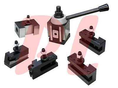 13-18 Piston Quick Change Tool Post Holder Set Lathe Swing 300 Cxa Boring