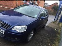 08 VW POLO MK4 FACELIFT *LOW MILES* 74000
