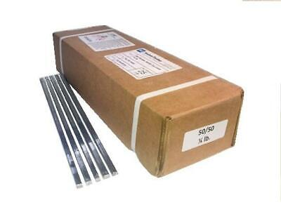 5050 Tin-lead Bar Solder 1.25 Lb.box 14 Sticks 5 Pieces