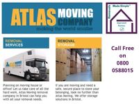 Home Removals and Office Removals in Bristol. Get a House Move Quote in Bristol.