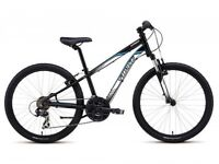 SPECIALIZED HOTROCK 24inch MOUNTAIN BIKE. GOOD CONDITION.USUAL MARKS. 21 SPEED. BLACK/BLUE/WHITE.