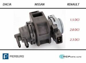 turbo boost pressure solenoid valve renault clio megane nissan note 1 5 2 0 dci ebay. Black Bedroom Furniture Sets. Home Design Ideas