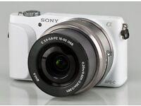 Sony nex 3n digital camera, used in good condition
