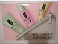 CLINIQUE hello, great skin Type 3 NEW