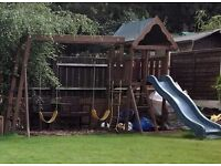 Garden play centre