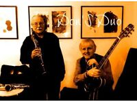 Easter Jazz Afternoon with Don's Duo