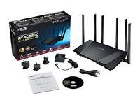 Asus RT-AC3200 gigabit router BNIB