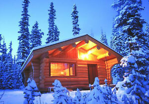 Looking for a 1 week cabin rental in the Rocky Mountains