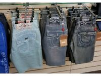 TRUE RELIGION SHORTS ALL WAISTS FROM 30 TO 42 £35