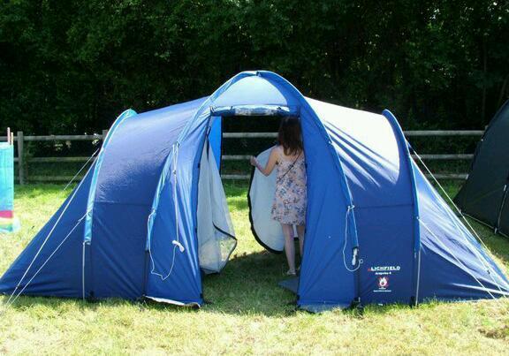 Lichfield arapaho 4 man tent & Lichfield arapaho 4 man tent   in County Antrim   Gumtree