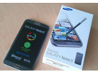 Brand new Samsung galaxy Note 2 (32GB) all network with box with warranty
