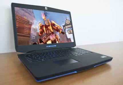 Alienware 15R2 i7 gaming laptop gtx 970