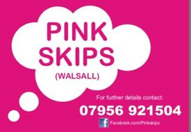 CHEAPEST SKIP HIRE IN WALSALL & CLOSE SURROUNDING AREA'S