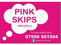CHEAPEST SKIP HIRE IN WALSALL
