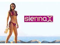 Sienna x Spray tan £15 fully mobile