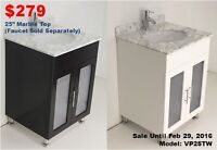 Bathroom Vanities Huge Selection/Affordable Price Promotion