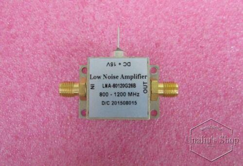 LNA-80120G26B 800-1200MHz 26dB RF microwave low noise amplifier
