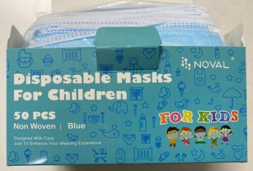 50pcs For kids, children Face Mask