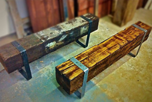 Reclaimed Benches CUSTOM