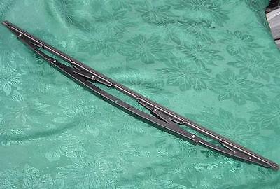 "SEA RAY 22 "" BOAT MARINE WINDSHIELD WIPER FLEX BLADE LATE MODELS 22"" BLACK NEW"