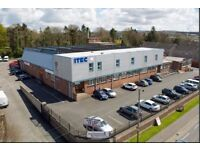 Office space & storage space newry