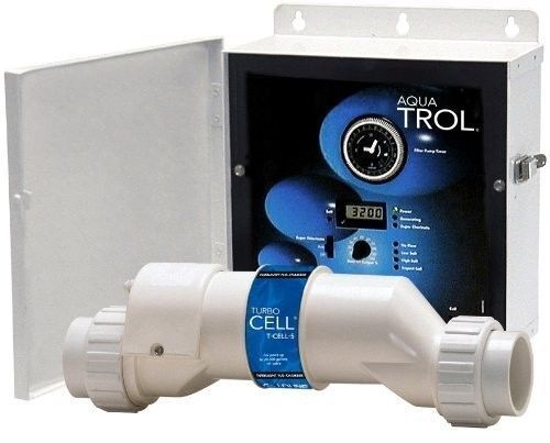 What Is A Salt Water Pool Generator Ebay