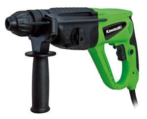 KAWASAKI K-EHD 1050 Bohrhammer, 1050 W, Schlagzahl: 0 - 5200 /min