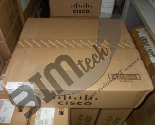 *new Sealed* Cisco Ws-c3850-24s-e Stackable 24 Sfp Ethernet Ports Switch