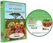 Personalized Kids DVD