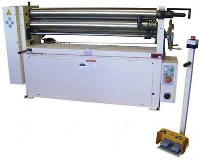 Gmc Power Plate Bending Roll Pbr-0412e