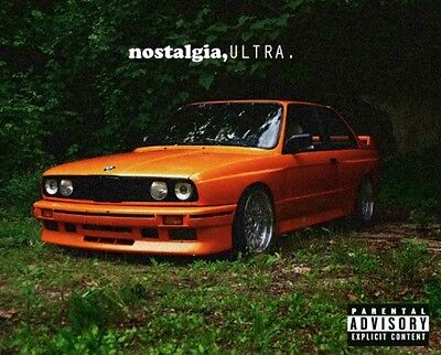 "FRANK OCEAN "" NOSTALGIA ULTRA "" NEW LIMITED EDITION LP *** COLOURED VINYL ***"