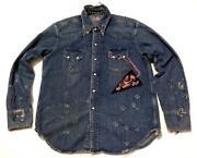 Vintage Levis Denim Shirt