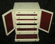 Ivory Jewelry Box