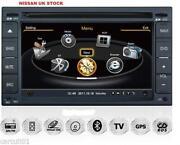 Nissan Pathfinder SAT Nav