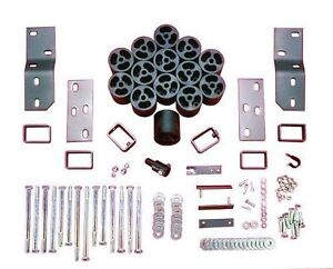"""Performance Accessories 853 3"""" Body Lift Kit Ford Ranger 95-97"""